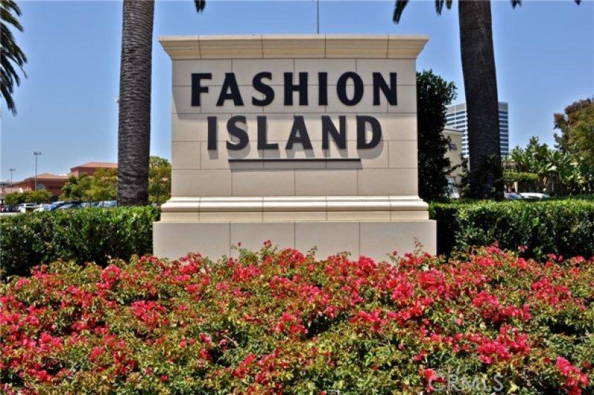Nearby Fashion Island