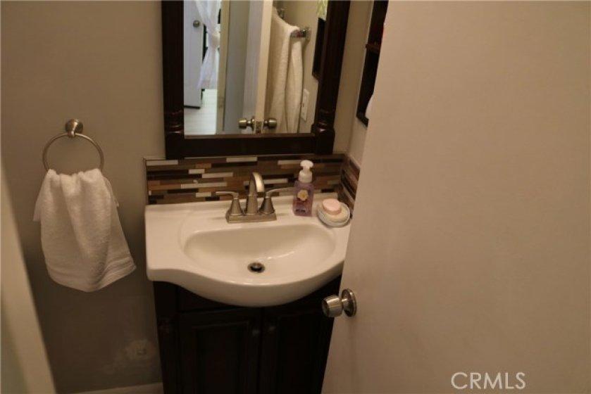 Bathroom #1 - First Floor