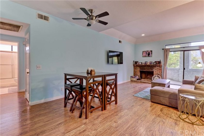 Welcome home! Spacious open setup with lots of natural light.