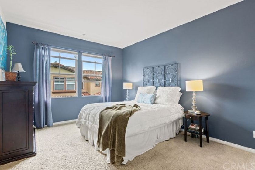 Large Master Suite with windows for an abundance of sunshine!