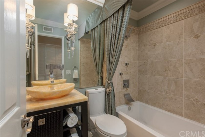 Natural Stone, fully remodeled, 2nd bathroom