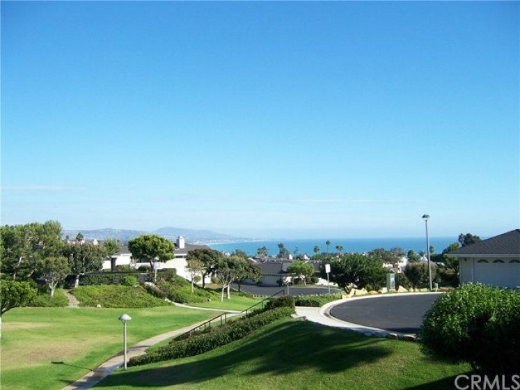 Wonderful two-acre greenbelt with amazing ocean views