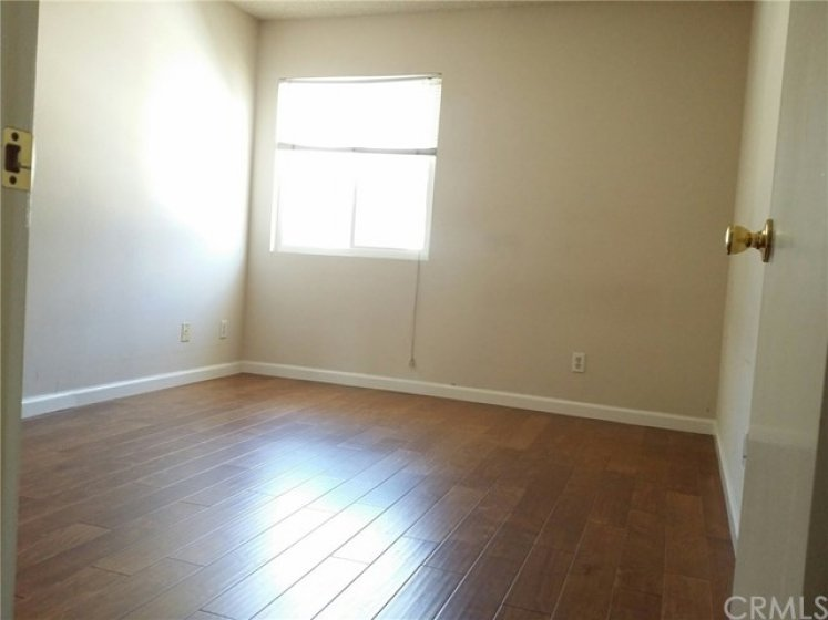 Large 2nd bed