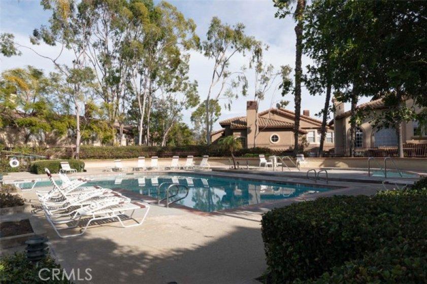 Association Pool & Spa