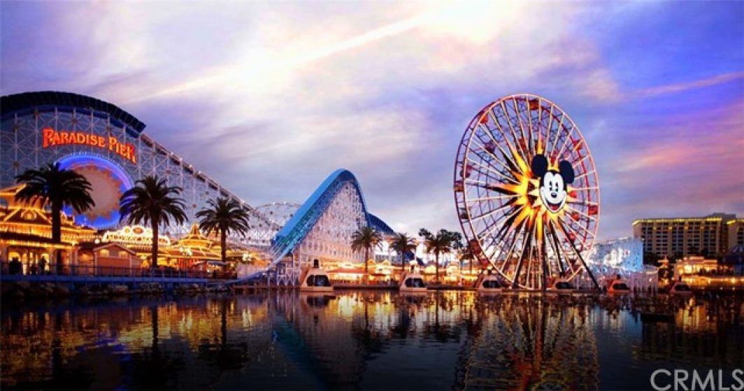 Disneyland located 1.7 miles from 286 S. Seneca Circle, Anaheim, CA