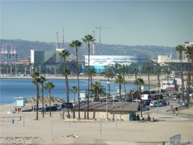 Long Beach Convention Center and Bluff Park Parking