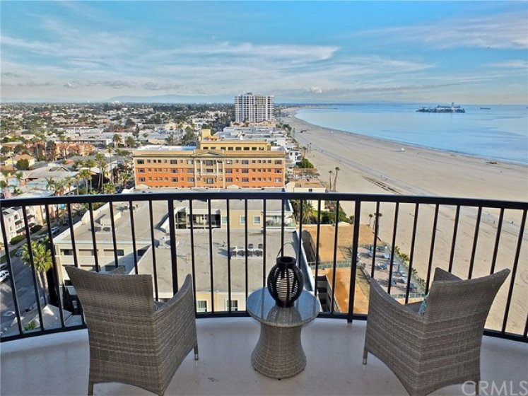 Relax while sitting on the balcony sipping a cup of coffee in the morning or a glass of wine in the late afternoon or early evening, what a wonderful decision to make.  We suggest, do both!!!