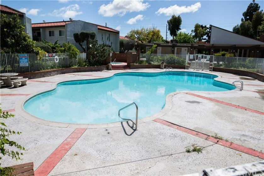 Pool and Club House