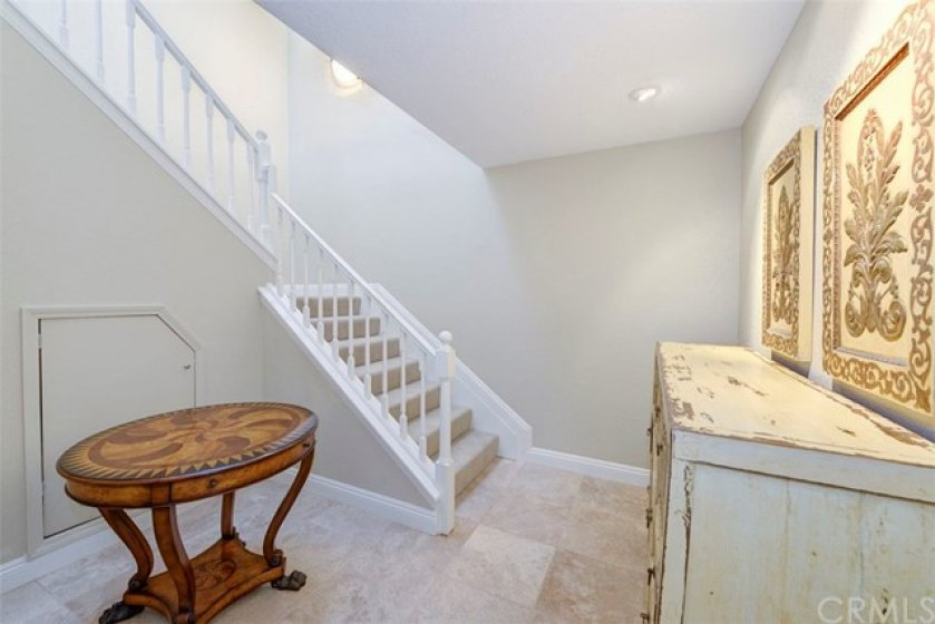 Walk downstairs to 2 Master Bedrooms suites and the Laundry Room