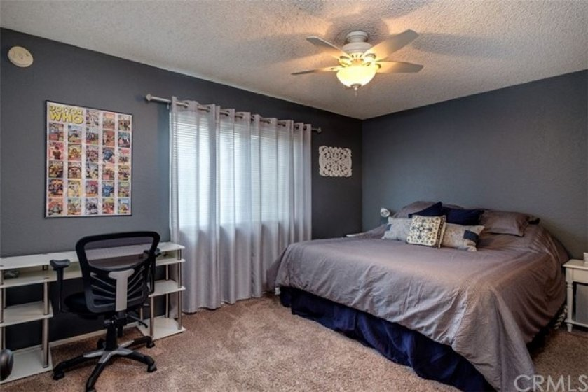 Spacious Master Bedroom!