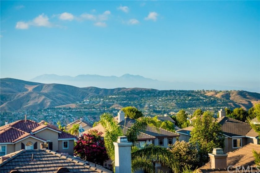 GREAT PANORAMIC VIEW OFF BALCONY