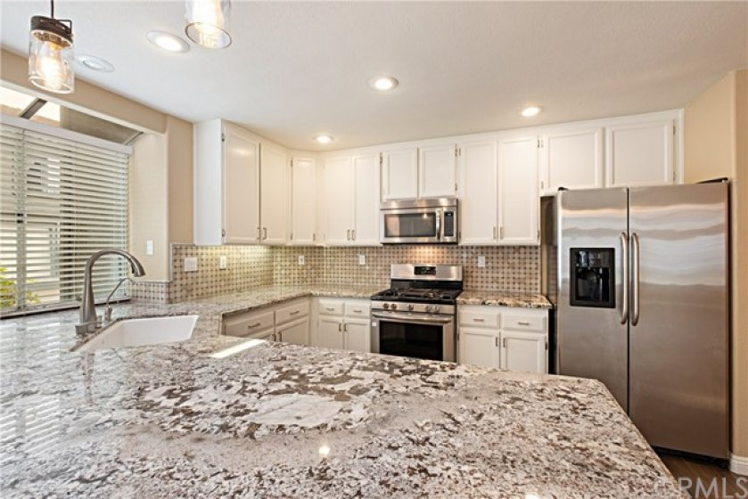 Take a look at this remodeled kitchen!