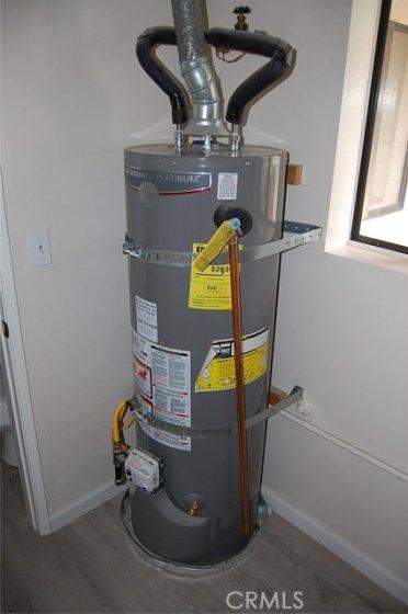 Brand New Water Heater