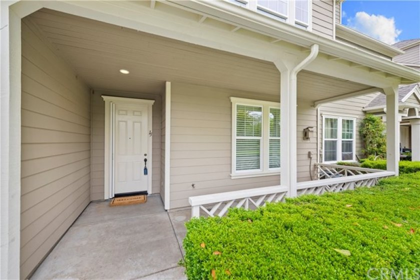Welcome to 15 Herrick, Ladera Ranch. No neighbors above in this home so enjoy quiet living.