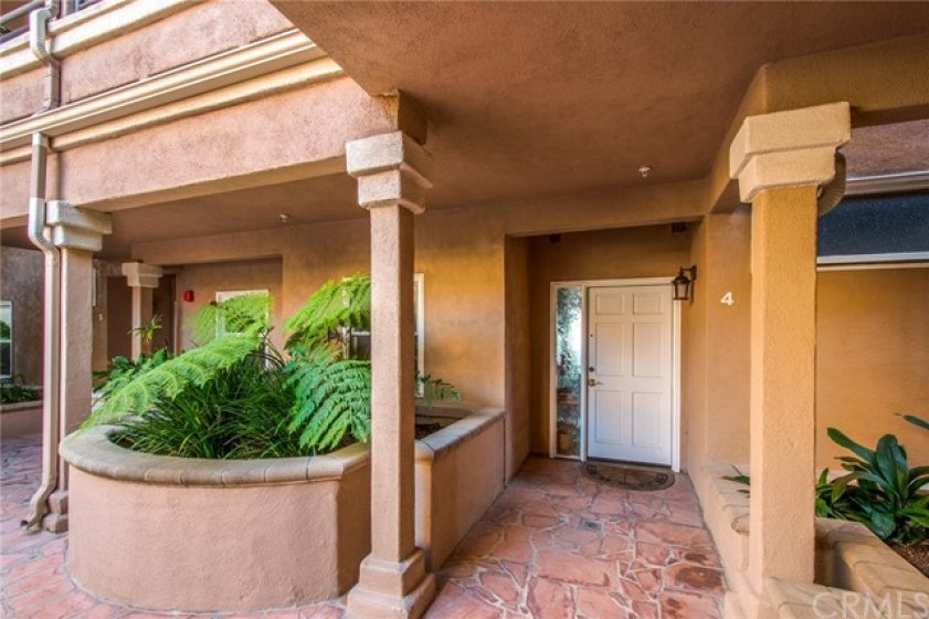Flagstone Entry to your new home