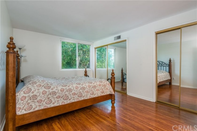 Master bedroom with ultra privacy
