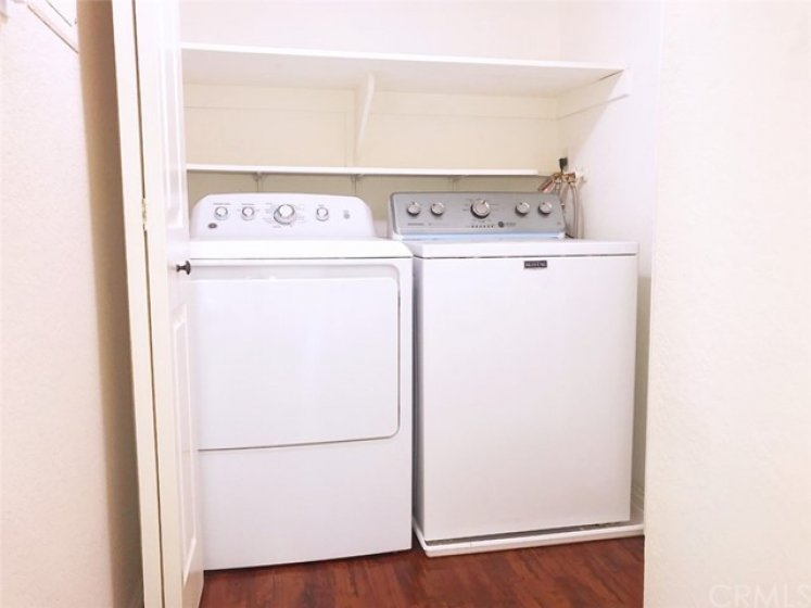 New Washer and Dryer Included!