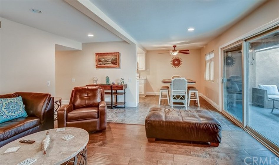 The open floor plan is what everyone wants!