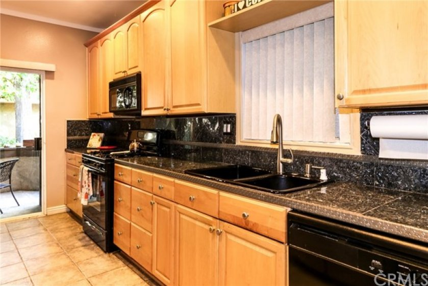 Nicely upgraded Kitchen
