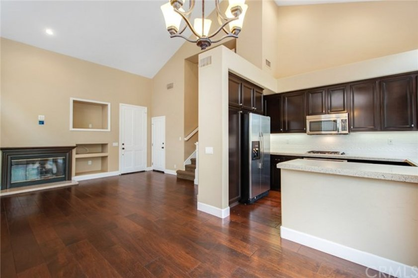 Perfect open floor plan for the entertainer!