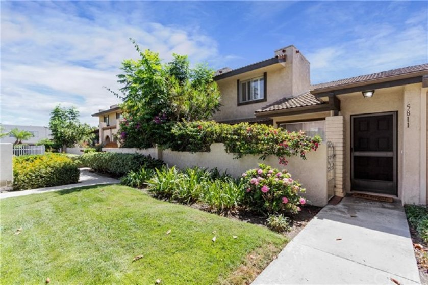 Welcome to 5811 Laguna Way, located in the gated community of Cypress Monterey!