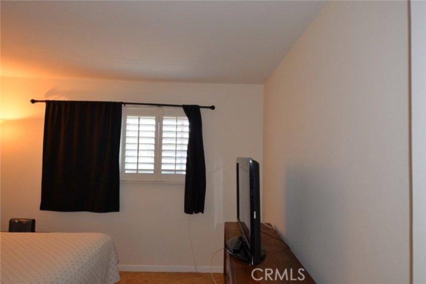Left Rear Bedroom