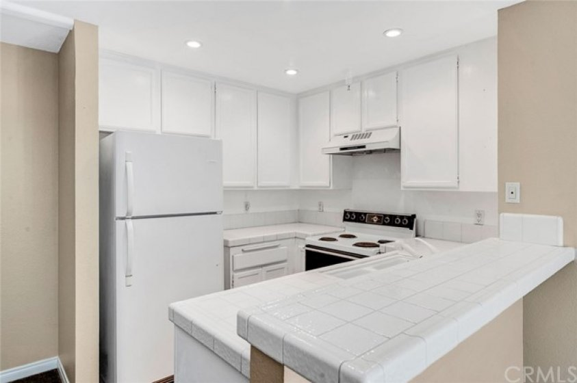 Bright Kitchen with lots of counter space