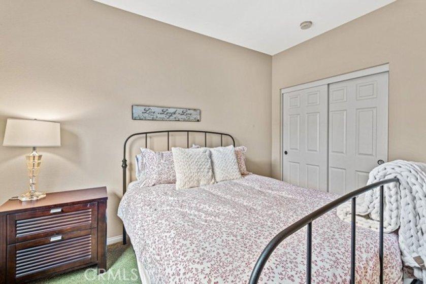 Another view of the main floor bedroom