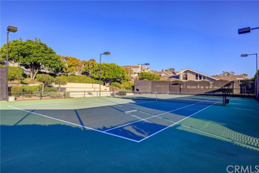Lantern Bay Villas Tennis Courts