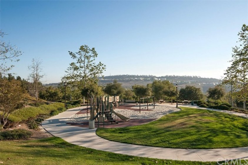 One of many Community play areas
