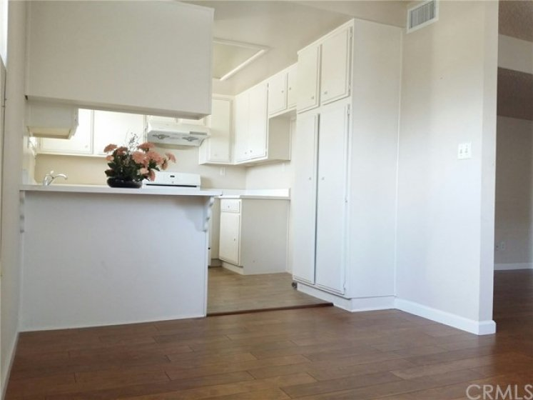 Kitchen with lot of storage
