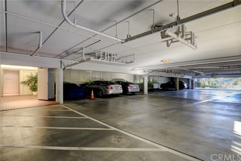 Gated Parking - Comes with 2 spots, storage and elevator access