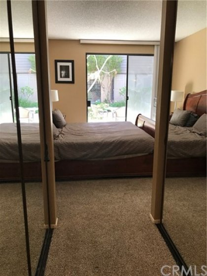 Master Suite has Two Large Closets