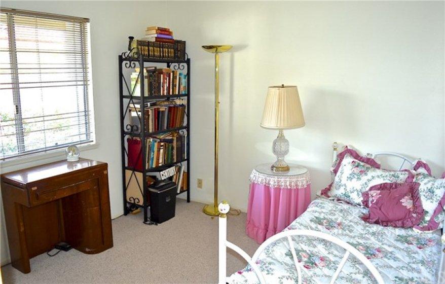 Bedroom #3.