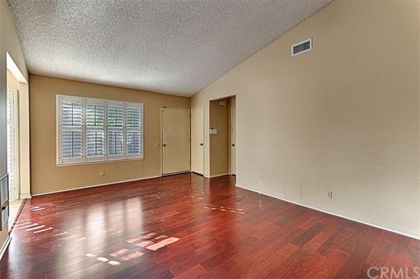 Great size livingroom