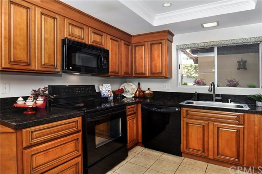 Completely Remodeled Kitchen w/Granite Countertop, Custom Cabinetry Recessed Lighting, Stainless Sink