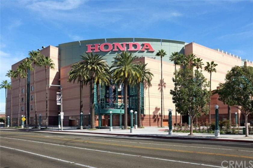 The National Hockey League's Ducks of Anaheim are also just minutes away at the Honda Center, along with terrific concerts and event.