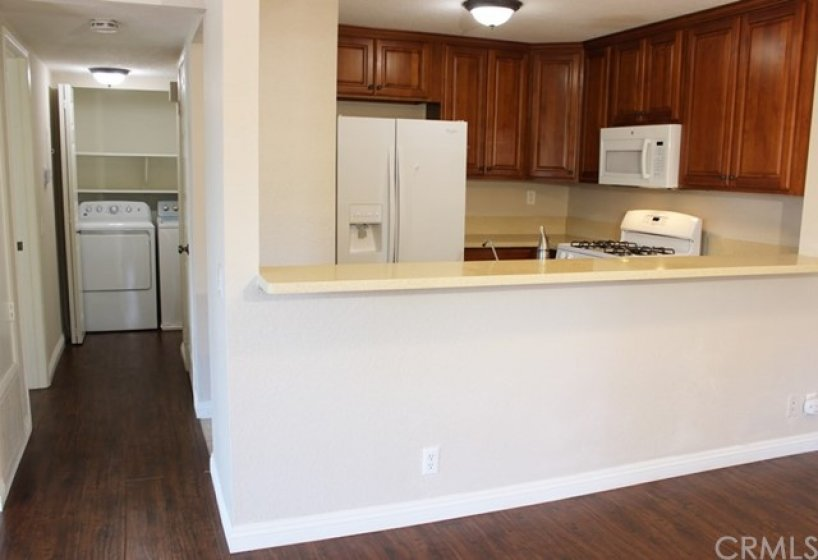 Enjoy the new floors throughout the Open Floor Plan.