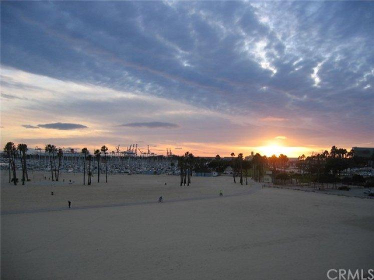"""NO WAY""...sunset views too!"