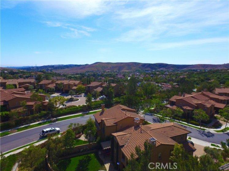 The luxurious neighborhood of Covenant Hills - you've earned it!