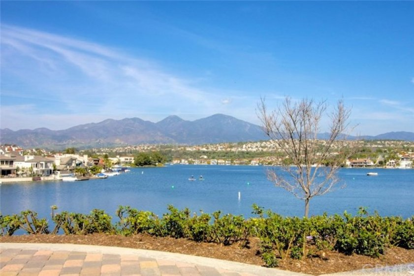 Enjoy a stroll around the lake and enjoy the beautiful backdrop of our majestic Saddleback Mountains.