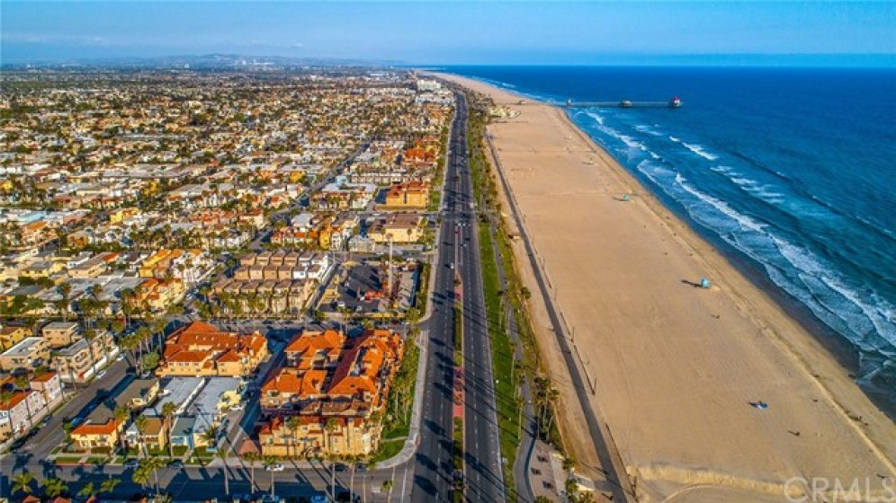 Walk, Run, Bicycle, Roller Blade...miles of boardwalk along the sand for your enjoyment