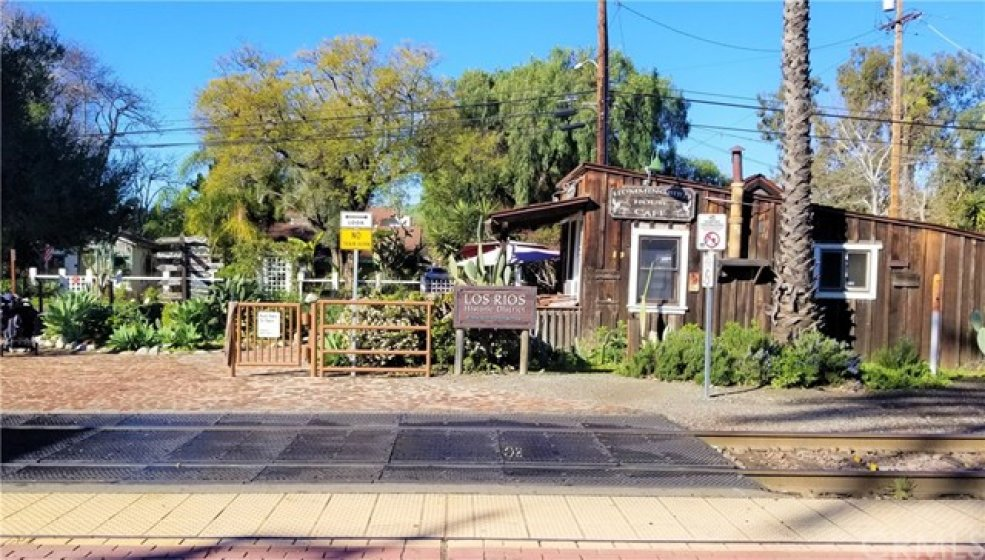 SJC TOWN CENTER - LOS RIOS HISTORIC DISTRICT.  Just across Tracks from Train Station.