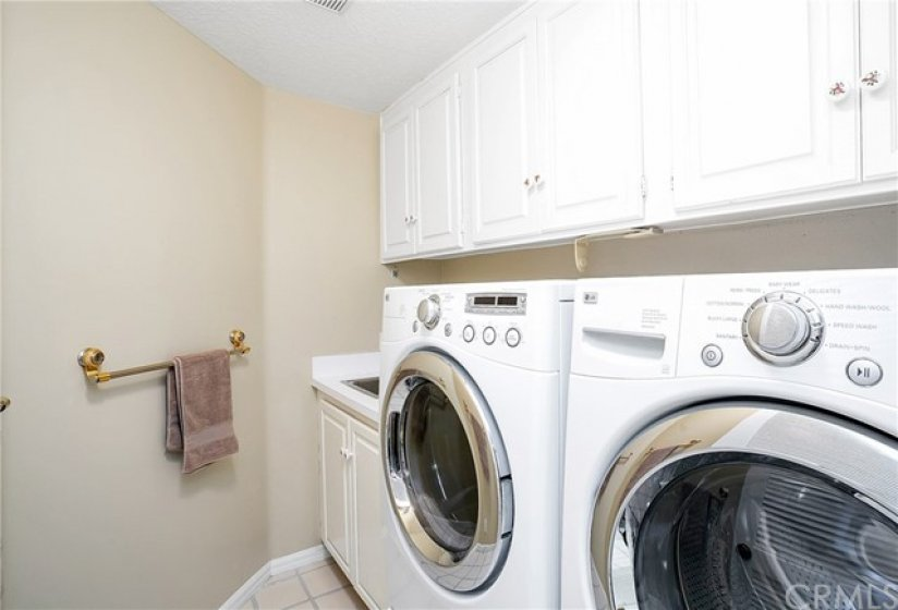 Laundry Room, washer and dryer included