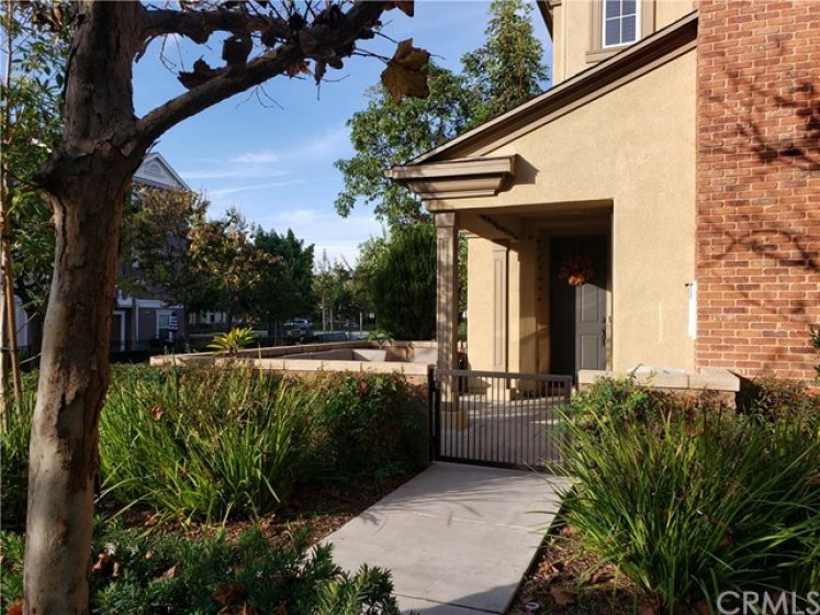Over-sized front patio to enjoy crisp mornings and watch the sun set every night - this is the life alright!