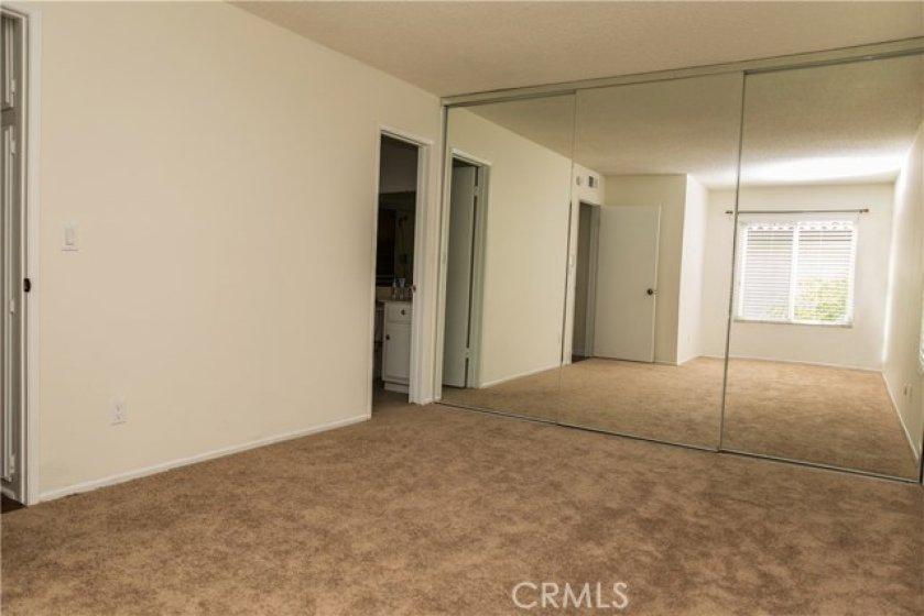 Master Bedroom and Bathroom Enterance