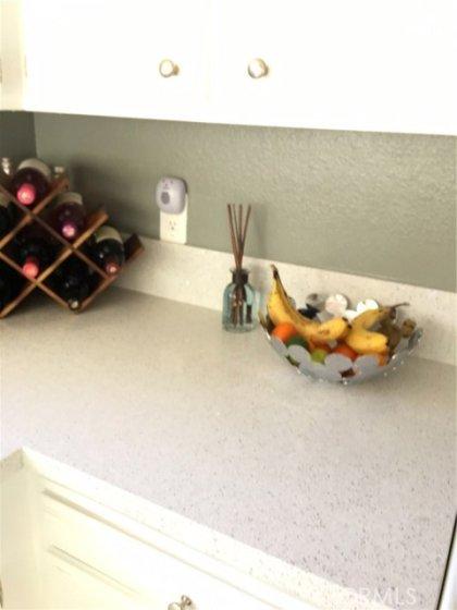 Quartz Counter in Kitchen