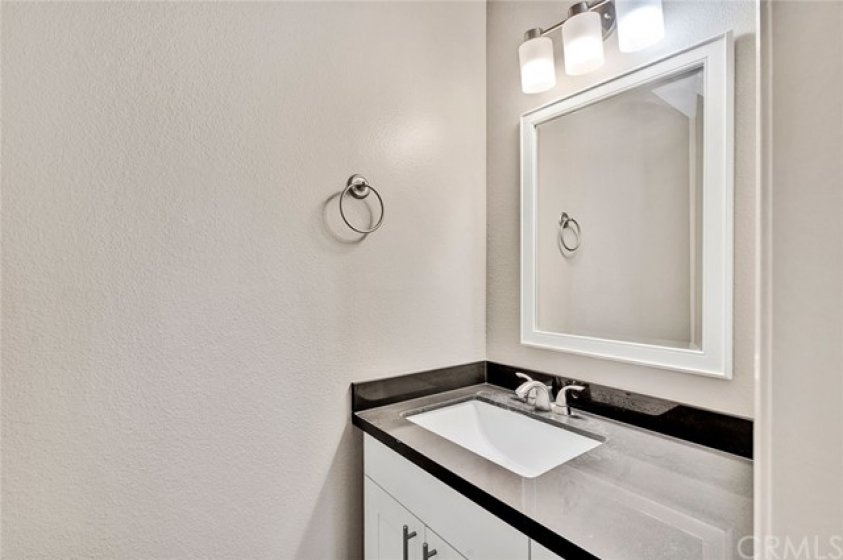 Half Downstairs Bathroom