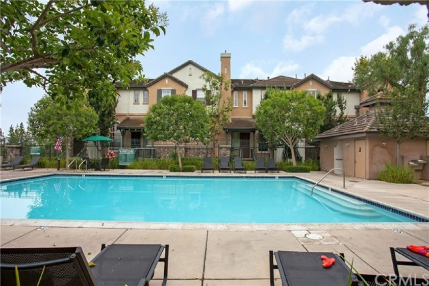 Camden Park Amenity includes Swimming pool and Spa BBQ area