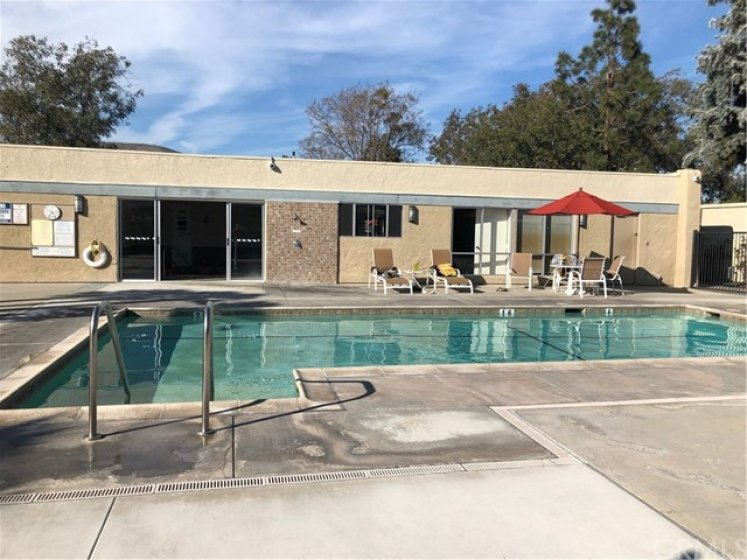 CLUB HOUSE POOL, RECREATION AND EVENT CENTER